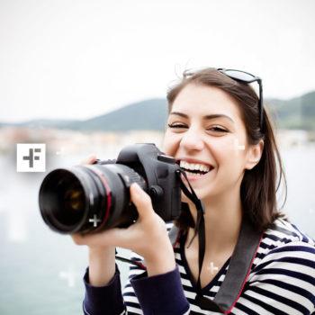 Fotógrafa profissão Fotografa profissional